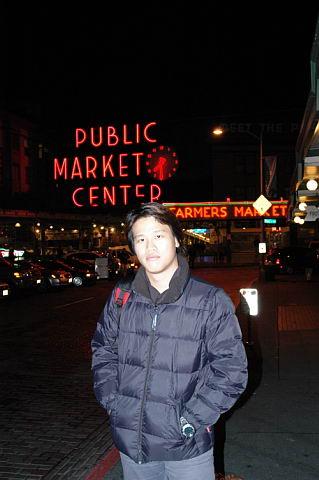 西雅圖派克市場