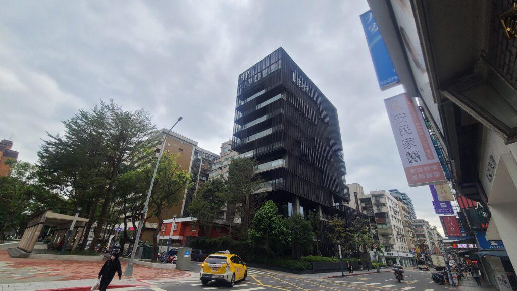 台北大安賦樂旅居 設計旅店開箱 照片多多多 處處是都暗藏設計