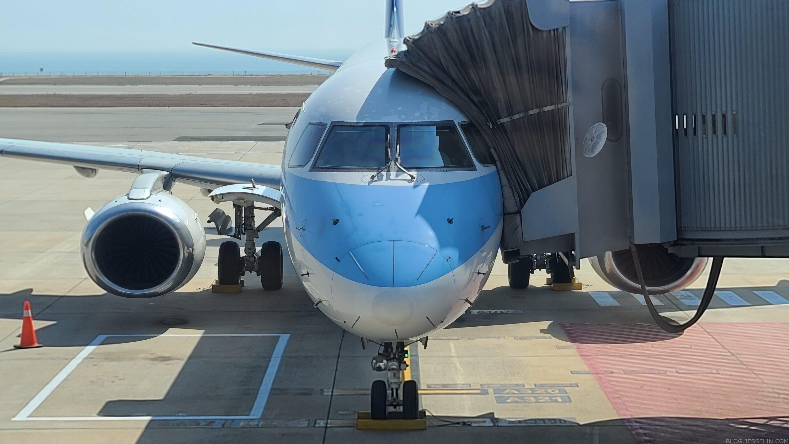 華信環台飛行 Day 6 飛行 台中飛金門 ATR72-600