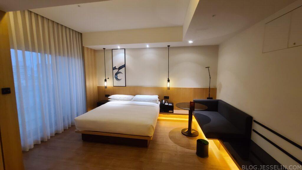 台中萬楓酒店 米其林推薦商務型酒店 我的商務出差首選