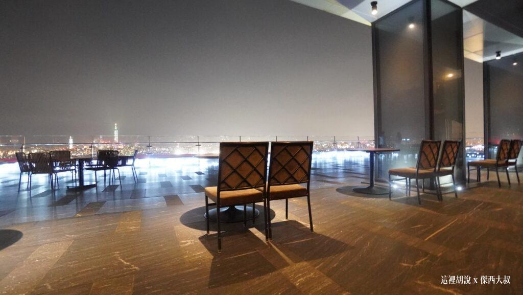 台灣最早的萬豪系統飯店 – 台北萬豪飯店 Marriott Taipei – 公共設施 貴賓廳 INGE'S Bar & Grill