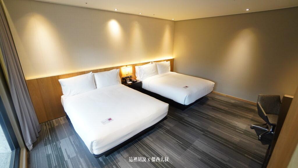 台北中山雅樂軒酒店 Aloft Taipei Zhongshan 走路就有米其林 輕時尚風